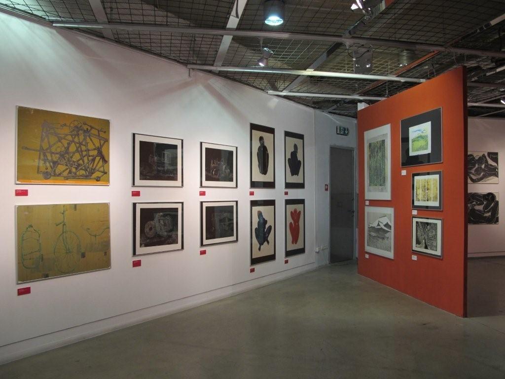 D Printing Exhibition Japan : Japanese polish print exhibition chris nowicki
